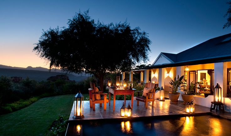 Bushmans Kloof, South Africa
