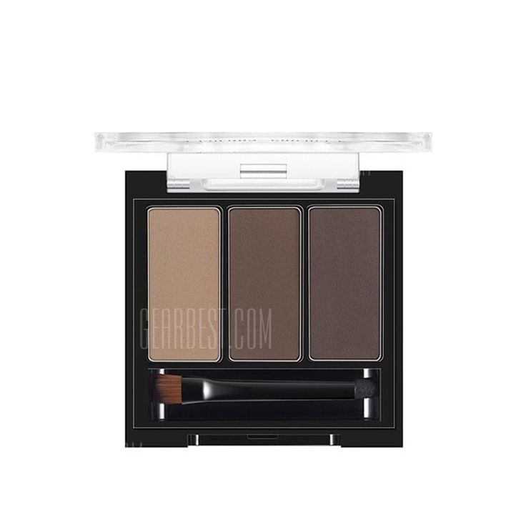 OTWOO Waterproof Eyeshadow Eyebrow Powder Palette #Shoproads #onlineshopping #Eyes