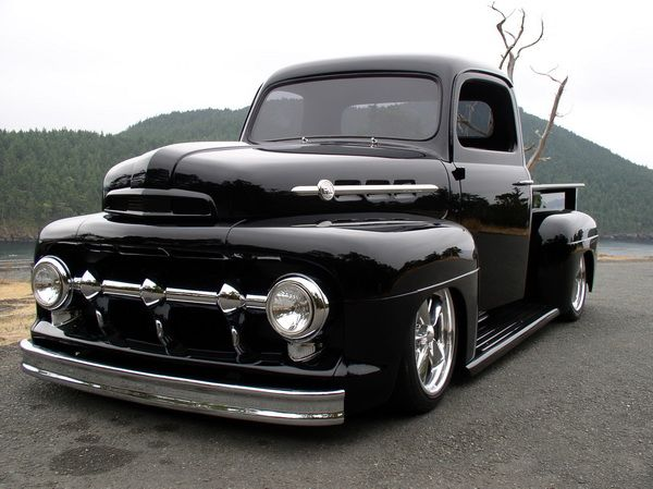 51 ford truck -