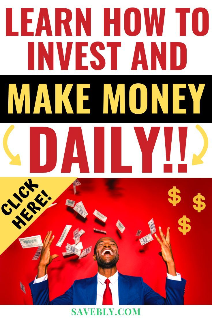 5 Best Places To Invest And Get Daily Returns With Images