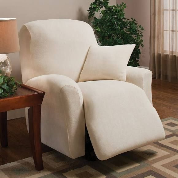 cover recliner from living room madison home stretch