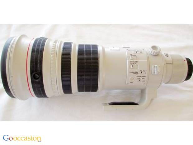 Objectif Canon EF 500mm F4.0 usm -