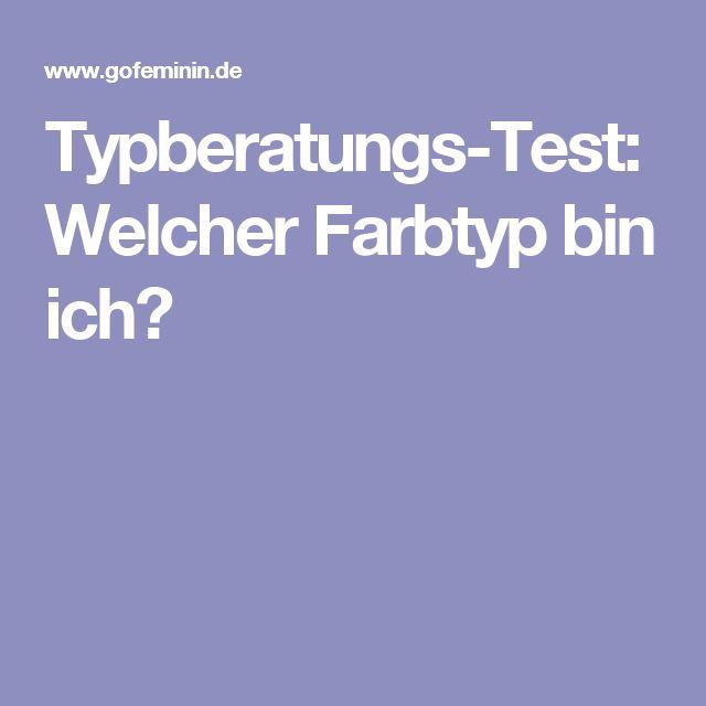 Typberatungs-Test: Welcher Farbtyp bin ich?
