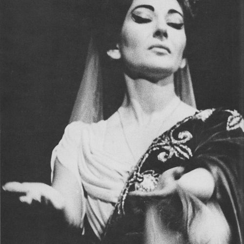 17 ideas about maria callas on pinterest opera singer opera and classic beauty - Norma bellini casta diva ...