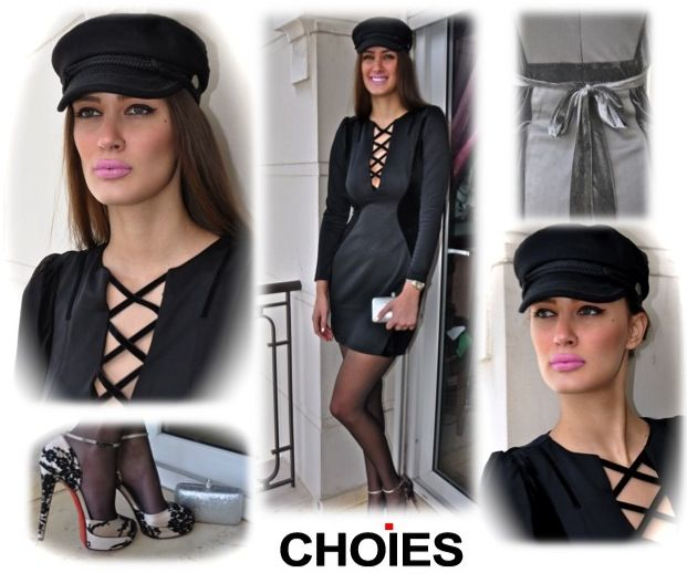 Chic for a Week: Amina Allam is up for a Big Party!  #CityChic #StreetChic #ChicForAWeek