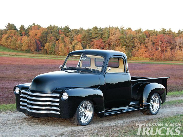 1949 chevy truck | 1949 Chevrolet Truck Front