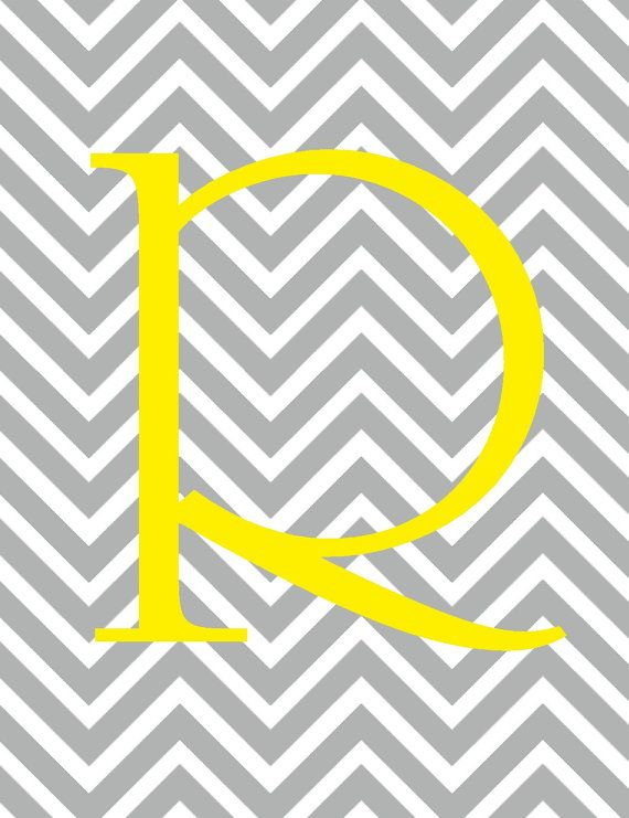 chevron initials wallpaper with o - photo #30