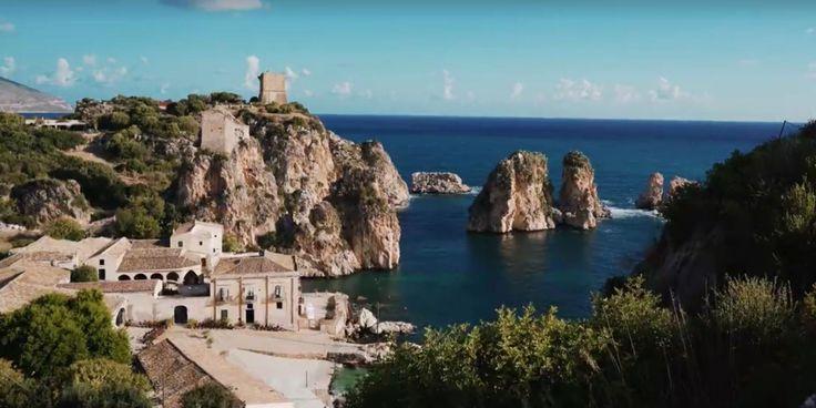 Quanto tempo è necessario per visitare la Sicilia? Mario Mele, un giovane fotografo e video-maker, ha stabilito un nuovo record: 3 minuti. Il suo filmato sulle bellezze dell'isola, realizzato p
