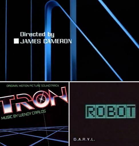 80s Digital --> The Terminator, Tron, D.A.R.Y.L.