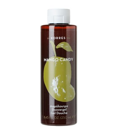 Mango Candy Showergel #korres_edc