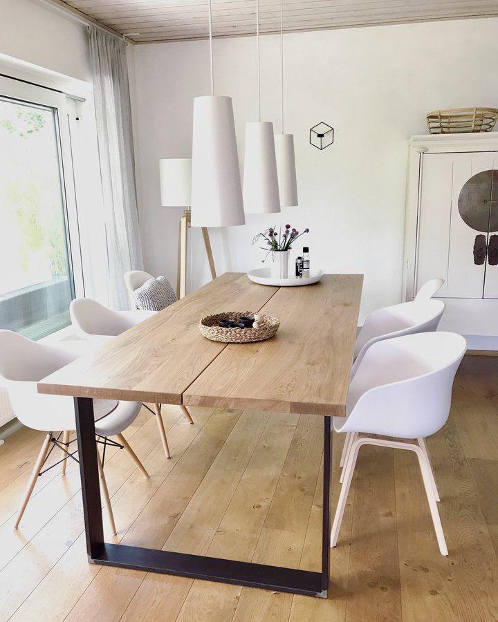 Stühle Für Holztisch : die besten 25 tischbeine ideen auf pinterest selbstgemachte tischbeine m belf e und ~ Markanthonyermac.com Haus und Dekorationen