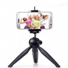 High Quality Mini Tripod Mount for Digital Camera GoPro Camera Mobile phone