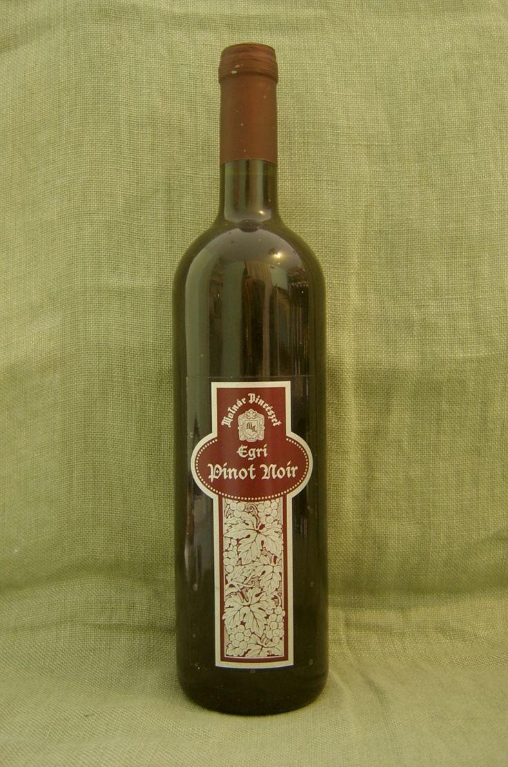 Molnár Pincészet, Pinot Noir