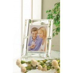 "Galway Crystal - Ritz 5"" x 7"" Photo Frame. €39.95"