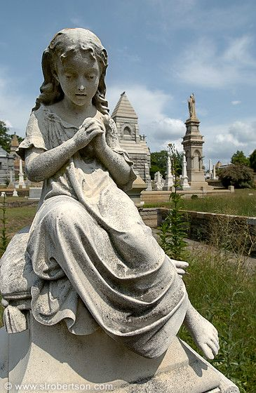 Oakland Cemetery, Atlanta.