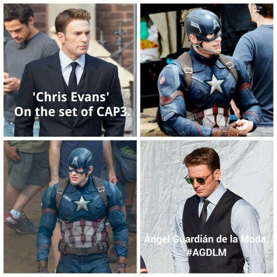 'Chris Evans' on the set of 'Captain América: The Civil War'.    'Chris Evans' en el set  de 'Capitán América: La Guerra Civil' ... http://t.co/9Epf3r8K7I ✔ #AGDLM #chrisevans #captainamerica #capitanamerica #set #cap3 #thecivilwar #laguerracivil #capitanamericalaguerracivil #captainamericathecivilwar #chris #evans #steverogers #marvel #capitanamerica3 captainamerica3 #photooftheday