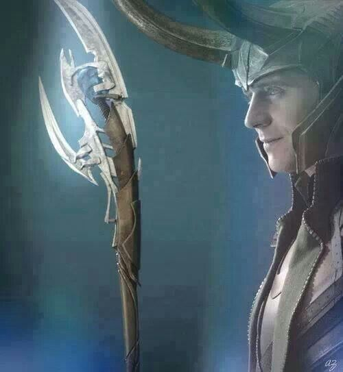 Loki's scepter, with the Mind stone. Question: If Thanos wants all of the Infinity Gems, why would he give Loki the Mind stone just on the chance it would help Loki bring back the Tesseract? <<< conclusion: Thanos didn't know the Stone was in the Scepter.