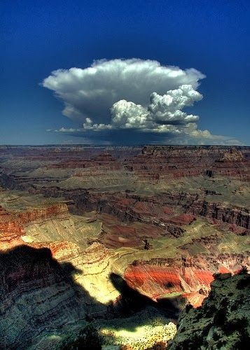 South Rim of Grand Canyon: Favorite Places, South Rim, Beautiful, Pictures, Cloud, National Parks, Earth, Photography, Grand Canyon