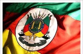 Bandeira do Rio Grande do Sul - AMO ESTE PAVILHÃO!