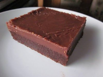 Brownie Fudge Frosting: This is the easiest recipe I've found for brownie frosting, (and it's very tasty!) SUPER SIMPLE.