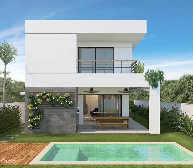 Projeto residencial para um condomínio em Jauá, na região metropolitana de Sa …   – Interior Design