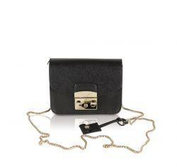 Furla Tasche Mini-Bag Metropolis in schwarz