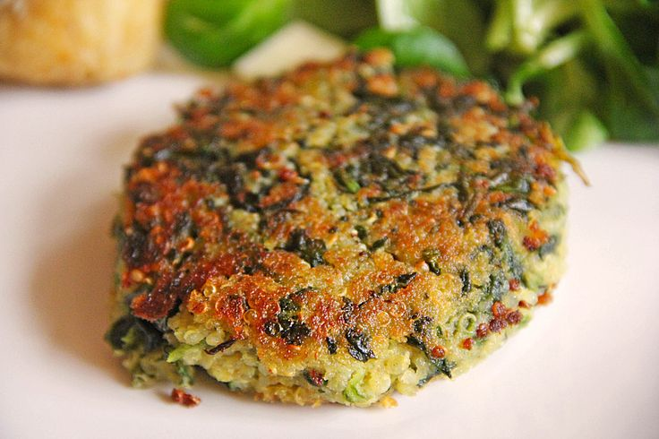 Food Network Quinoa Patties