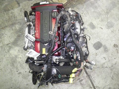 MITSUBISHI LANCER EVO 7 4G63 TURBO ENGINE