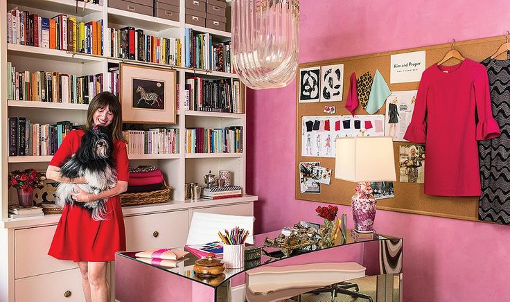 Tour a Fashion Designer's Playfully Posh San Francisco Family Home