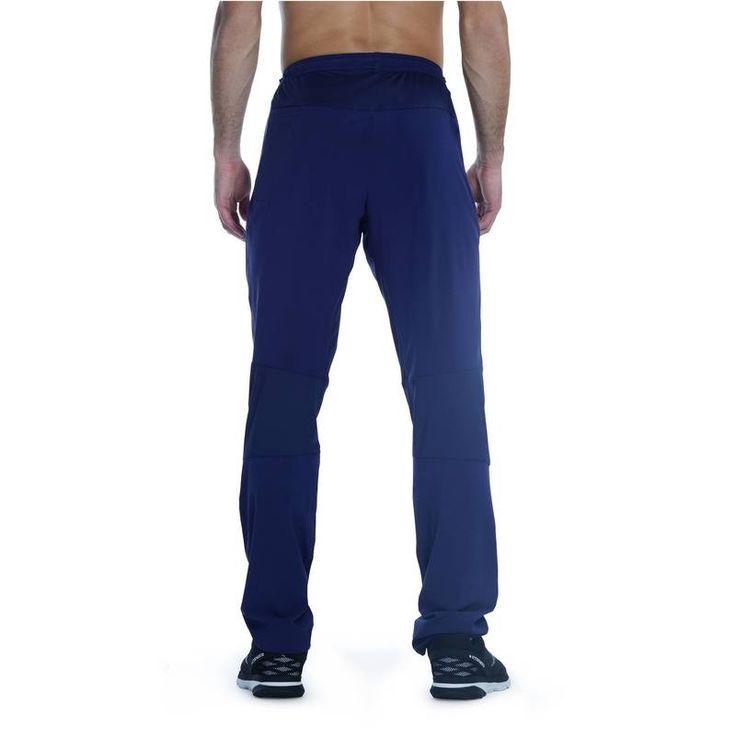 Фитнес 2017 Фитнес, Кардиотренировки, Пилатес - Брюки Energy xtrem муж.  DOMYOS - Одежда для кардиотренировок