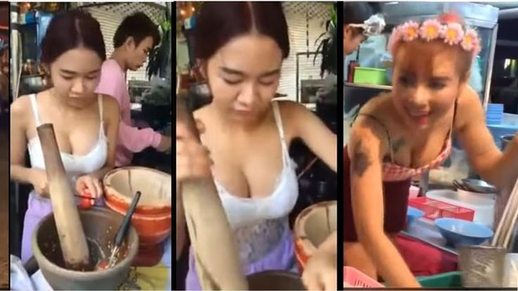 street Food Cook By Beauty Girl | Street Food Compilation Videos