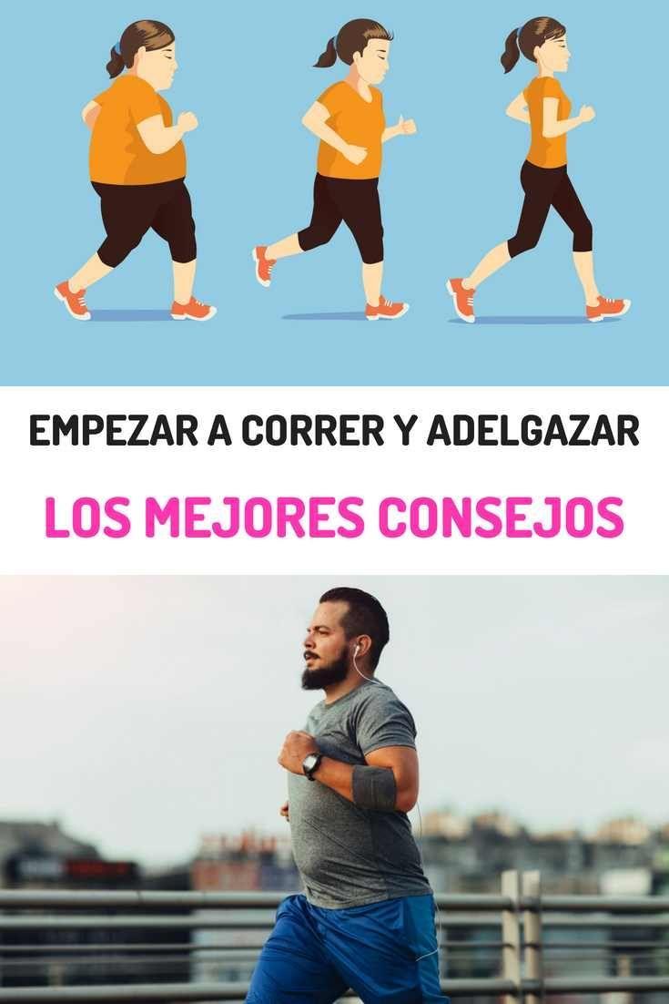 Como empezar a perder peso corriendo