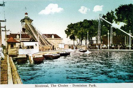 «Les chutes» Parc Dominion