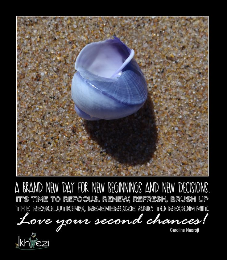 Love your second chances! #choice #purpose #opportunity #dreams #attitude #newbeginnings #change #beliefs #identity #ikhwezi #ikhweziteam #ikhweziguidance (scheduled via http://www.tailwindapp.com?utm_source=pinterest&utm_medium=twpin&utm_content=post25567704&utm_campaign=scheduler_attribution)