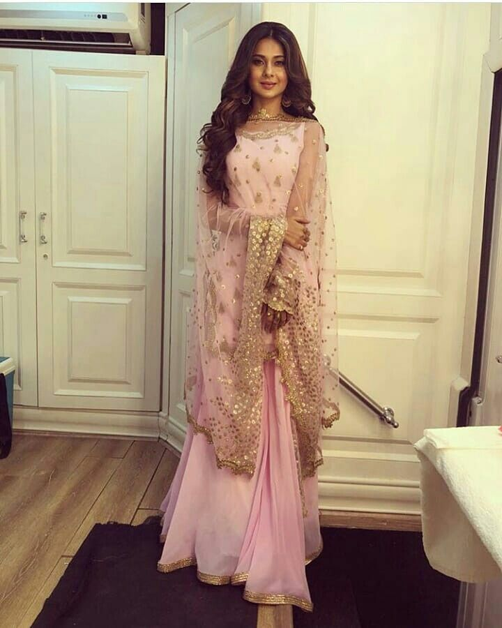 Pin By Lubna Peera On Jennifer Winget Designer Dresses Indian Womens Wedding Dresses Beautiful Dresses