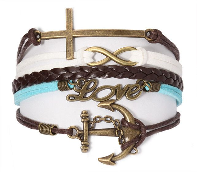 Passion #616906546124 #ab00209a #anchor #anker #black #blue #cross #hellblau #infinity #kreuz #leather #leder #liebe #love #persona #schwarz #unendlichkeit #weis #weiss #white