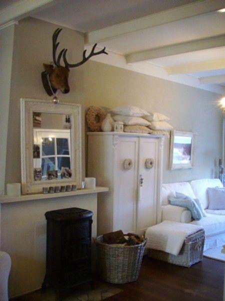 66 best images about landelijke woonkamer on pinterest for Landelijk wonen interieur
