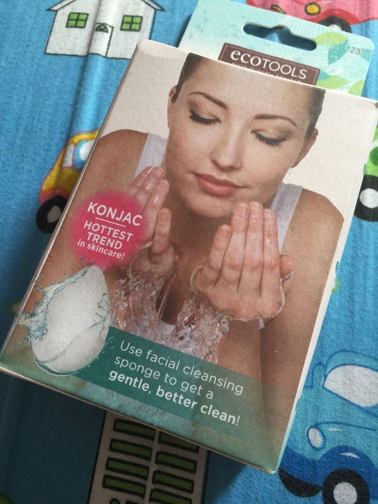 Ecotools Pure Complexion Facial Sponge Trending skincare