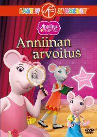 Anniina Ballerina - Anniinan arvoitus 9.95 €