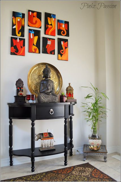 17 best ideas about indian home decor on pinterest for Indian foyer decorations