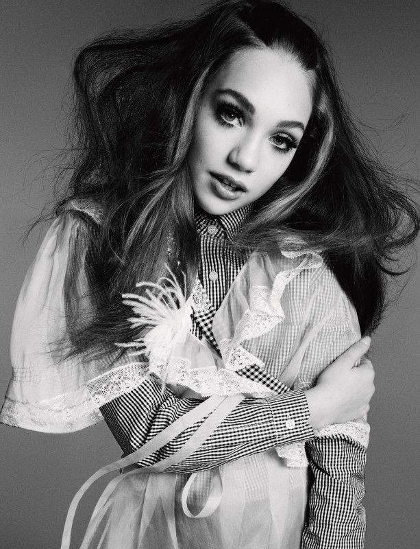 """""""SIA TOLD ME TO MAKE SURE THAT I LOVE WHAT I DO BECAUSE IF YOU'RE NOT PASSIONATE ABOUT IT THEN YOU SHOULDN'T BE DOING IT."""" ~! Maddie Ziegler~ :)"""