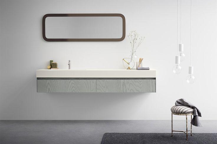 Rexa Design | Collezioni bagno in Corian, Prodotti per il bagno in Corian