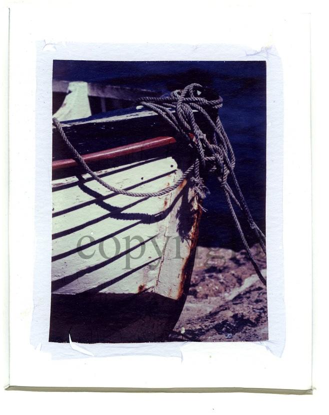 Polaroid Lift by Silvana Robinson
