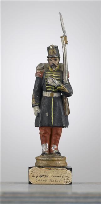 soldat de plomb du prince imp rial voltigeur de la garde imp riale compi gne ch teau. Black Bedroom Furniture Sets. Home Design Ideas