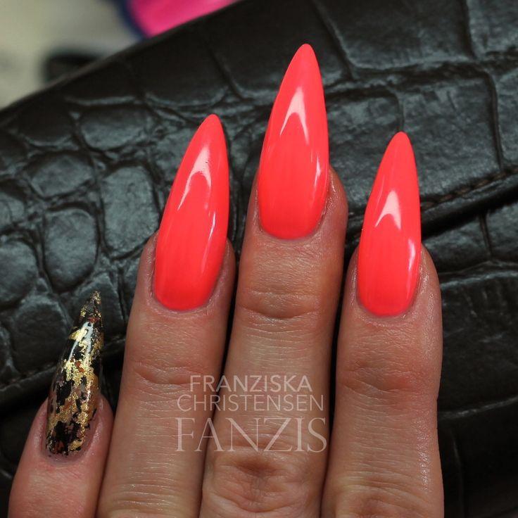 Best 25+ Summer stiletto nails ideas on Pinterest ...