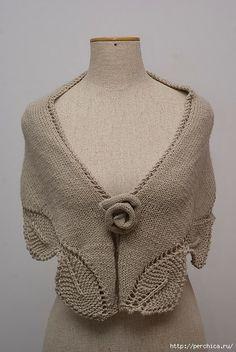 Galería: Elegantes chales tejidos para toda ocasión. | CTejidas [Crochet y Dos Agujas]