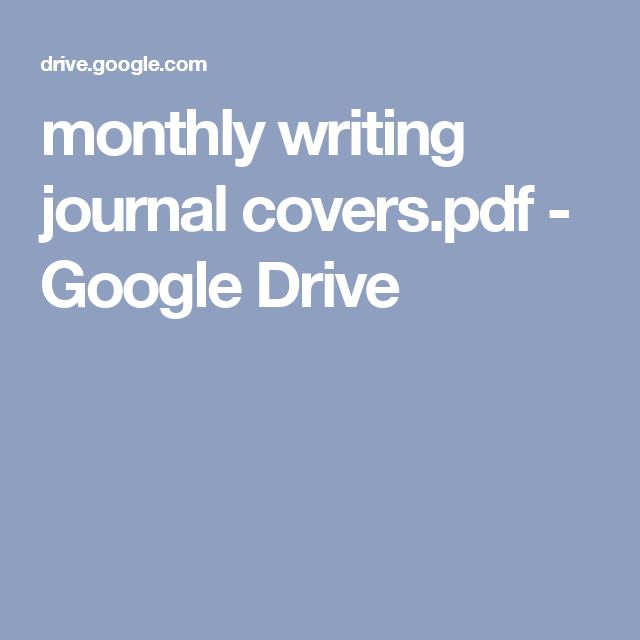 monthly writing journal covers.pdf - Google Drive