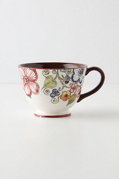 Coffee Taste Better In Pretty Mugs