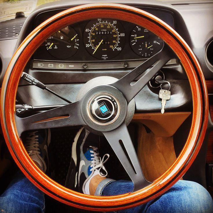 Nardi Steering Wheel W123 Coupe Pinterest Steering