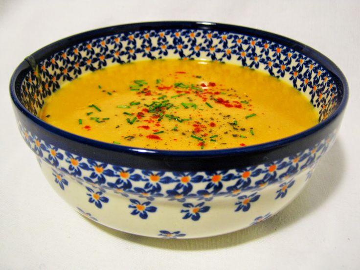 Senza panna: Crema di zucca, avena, zenzero e vaniglia per Santa Barbara http://www.senzapanna.it/2014/12/crema-di-zucca-avena-e-zenzero-per.html